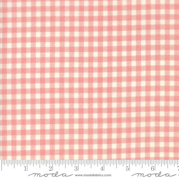 Howdy by Stacy Iest Hsu - Gingham in Pink (20556-19)