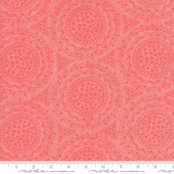 Home Sweet Home by Stacy Iest Hsu - Spinning Garden in Pink (20575-13)
