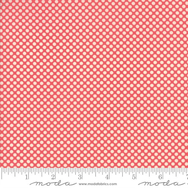 Merry Go Round by American Jane - Polka Dots in Pink (21725-23)