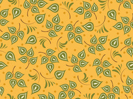 Dominique by Denise Urban - Leaf Vine Gold (22332-S)