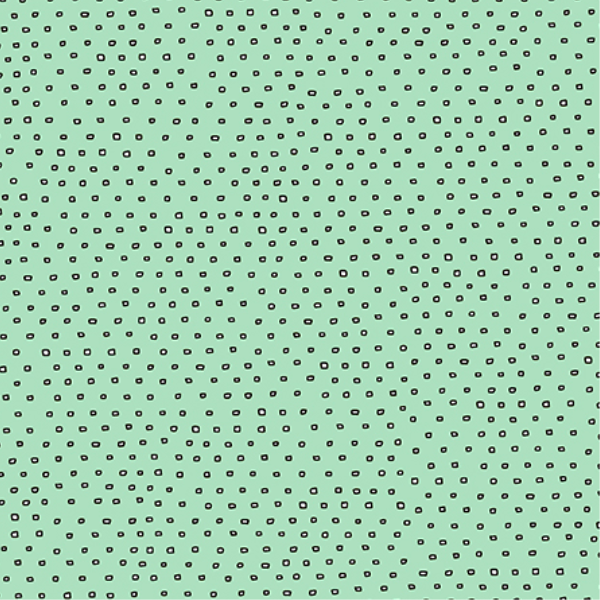 Pixie Square Dot Blender by Ink & Arrow Fabrics - Square Dot in Seafoam (24299-QZ)