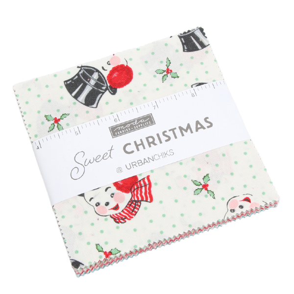 Sweet Christmas by Urban Chiks - Charm Pack (31150PP)