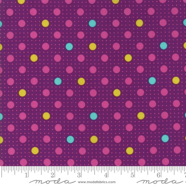 Basic Mixologie 2018 by Studio M - Spotty in Iris (33341-17)