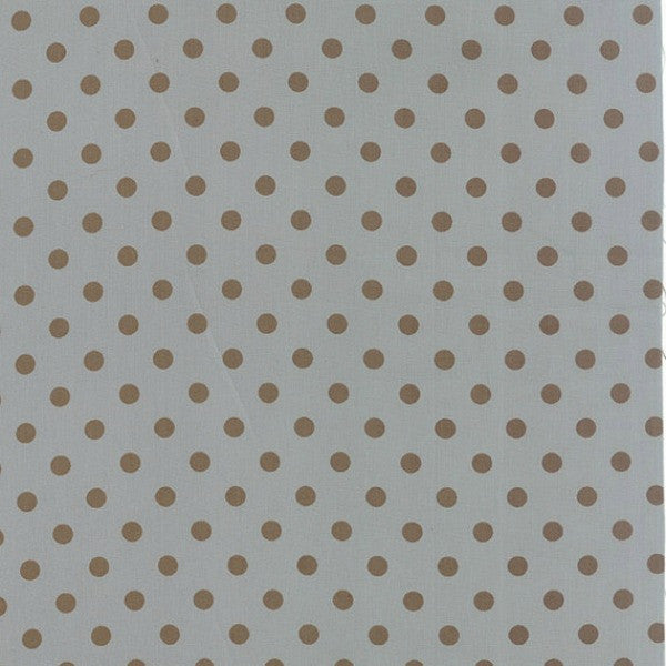 Snowbird by Laundry Basket Quilts - Polka Dots in Winter Morning (42172-17)