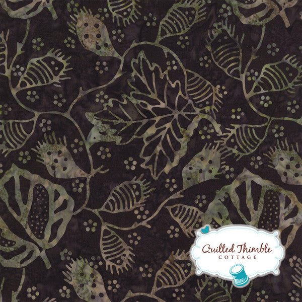 Color Splash Batiks by Moda Fabrics - Forest (4321-23)