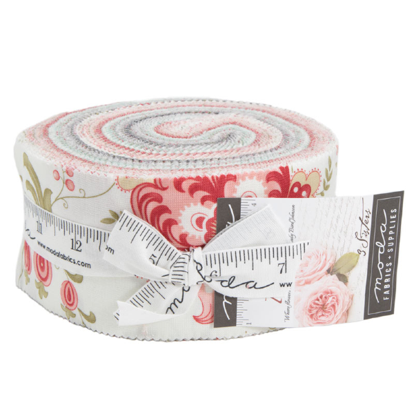 Porcelain by 3 Sisters - Jelly Roll (44190JR)