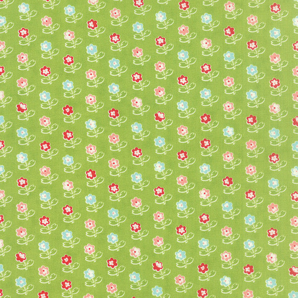 Vintage Picnic by Bonnie and Camille - Rosie in Green (55121-14)