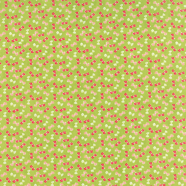 Little Ruby by Bonnie and Camille - Little Bows in Green (55135-14)