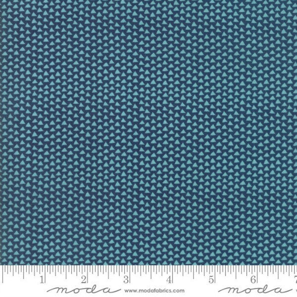 Sunday Supper by Sweetwater - American Blue Napkins in Teal (5658-32)