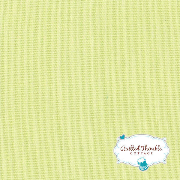 Bella Solids by Moda Fabrics - Light Lime (9900-100)