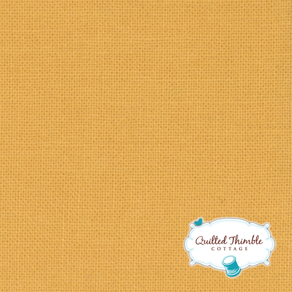 Bella Solids by Moda Fabrics - Golden Wheat (9900-103)