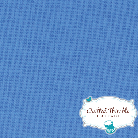Bella Solids by Moda Fabrics - Bright Sky (9900-115)