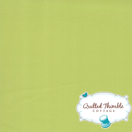 Bella Solids by Moda Fabrics - Pistachio (9900-134)