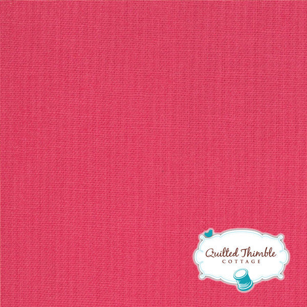 Bella Solids by Moda Fabrics - Azalea (9900-144)