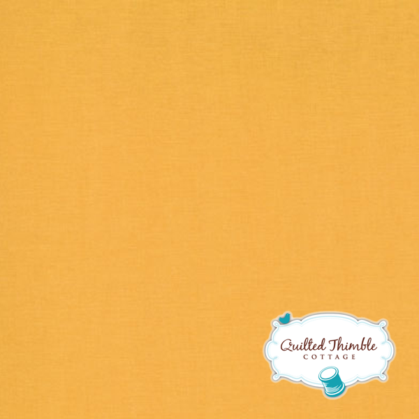 Bella Solids by Moda Fabrics - Cheddar (9900-152)
