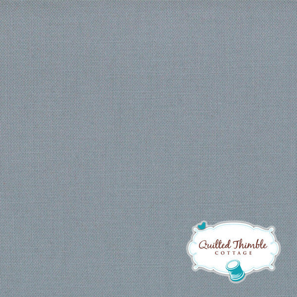 Bella Solids by Moda Fabrics - Steel (9900-184)