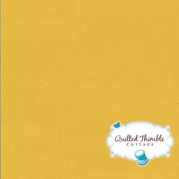 Bella Solids by Moda Fabrics - Mustard (9900-213)