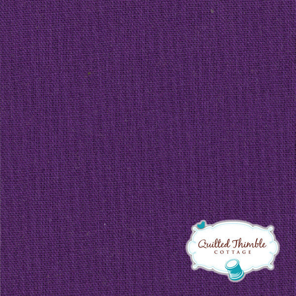 Bella Solids by Moda Fabrics - Purple (9900-21)