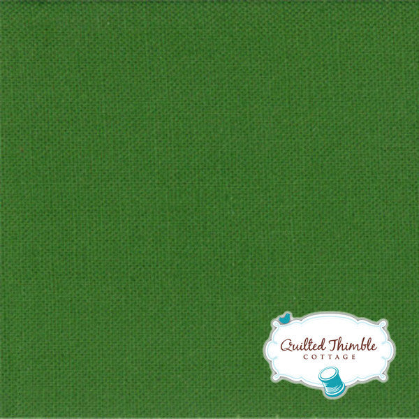 Bella Solids by Moda Fabrics - Evergreen (9900-234)