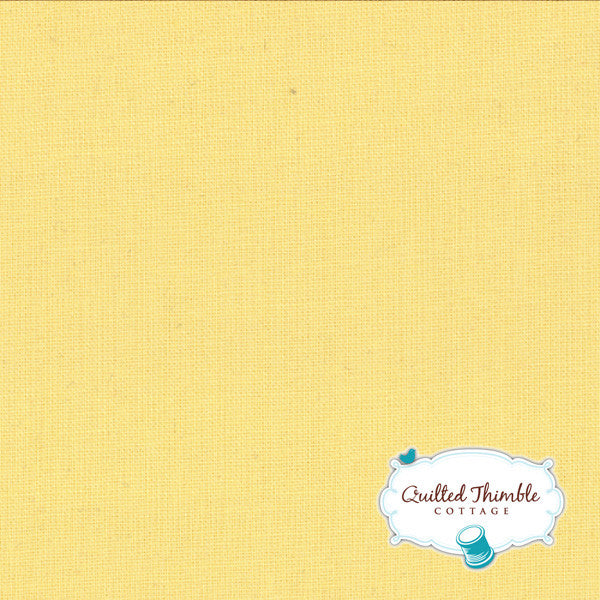 Bella Solids by Moda Fabrics - 30s Yellow (9900-23)