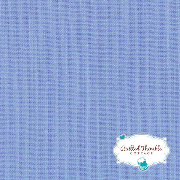 Bella Solids by Moda Fabrics - 30's Blue (9900-25)