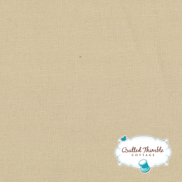 Bella Solids by Moda Fabrics - Parchment (9900-39)