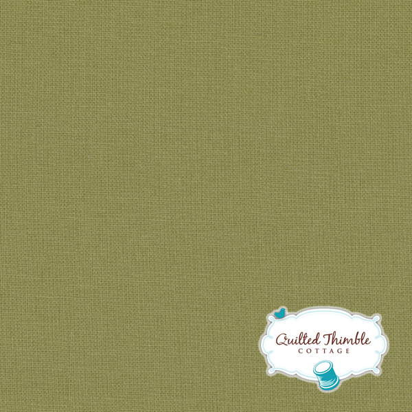 Bella Solids by Moda Fabrics - Fig Tree Olive (9900-69)