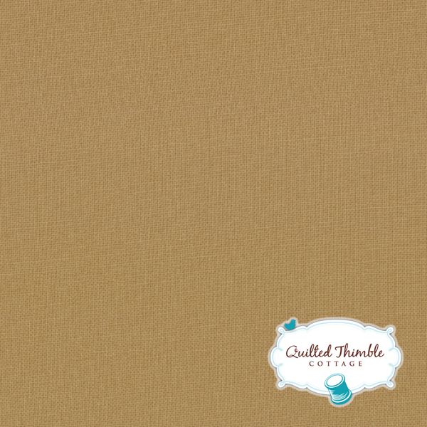 Bella Solids by Moda Fabrics - Fig Tree Wheat (9900-68)