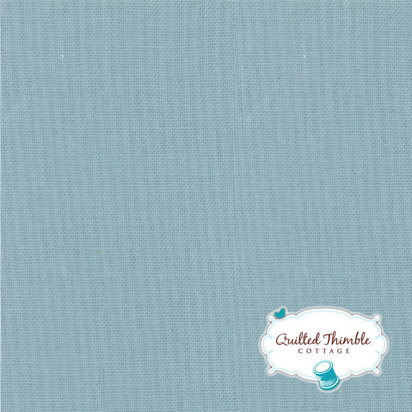 Bella Solids by Moda Fabrics - Teal (9900-87)