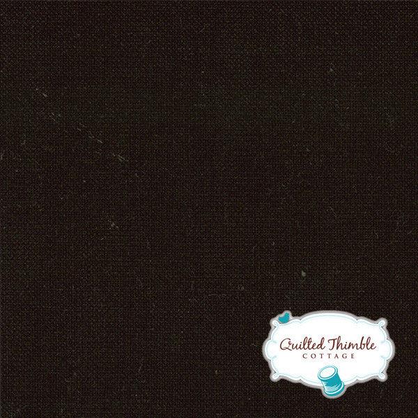 Bella Solids by Moda Fabrics - Black (9900-99)