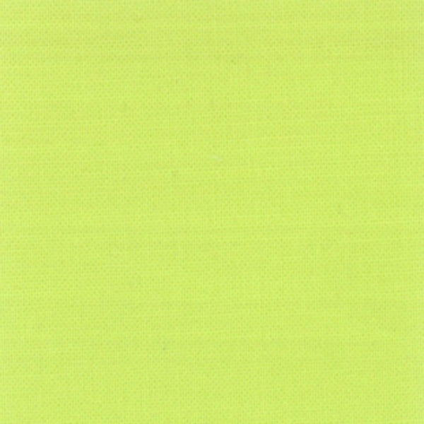 Bella Solids by Moda Fabrics - Key Lime (9900-265)