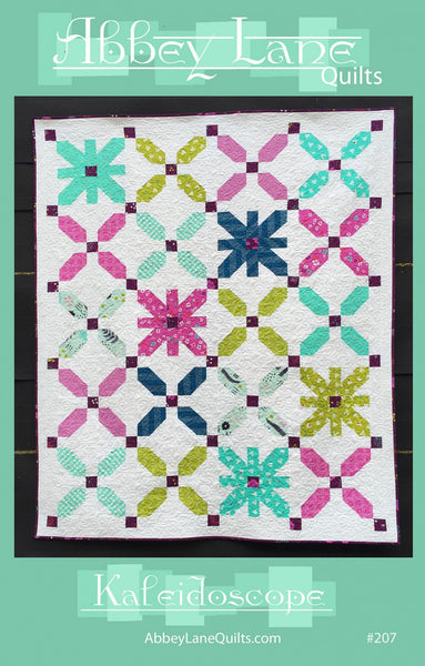 Pattern - Kaleidoscope by Abbey Lane Quilts