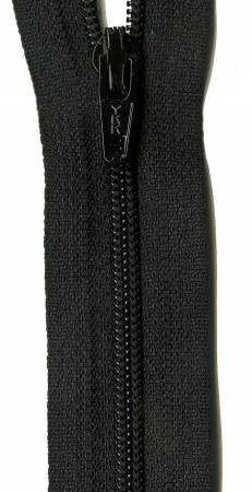 "22"" YKK Zipper - Assorted Colors"