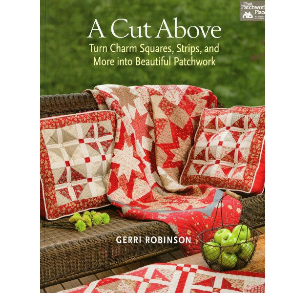 Book - A Cut Above by Gerri Robinson