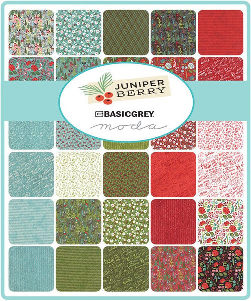 Juniper Berry by BasicGrey - Good Cheer in Coal (30435-18)