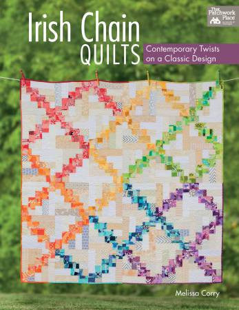 Book - Irish Chain Quilts (B1297)