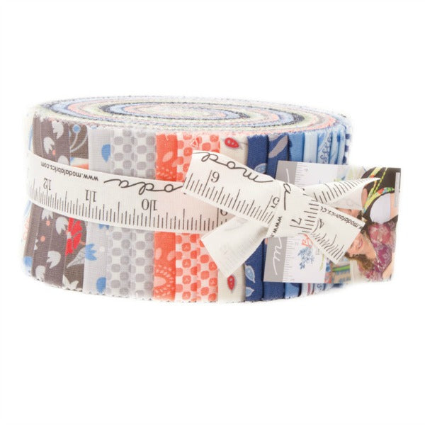 Bloomsbury by Franny & Jane - Jelly Roll (47510JR)