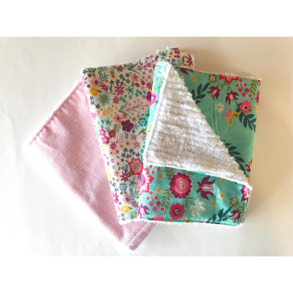Burp Cloth Kit