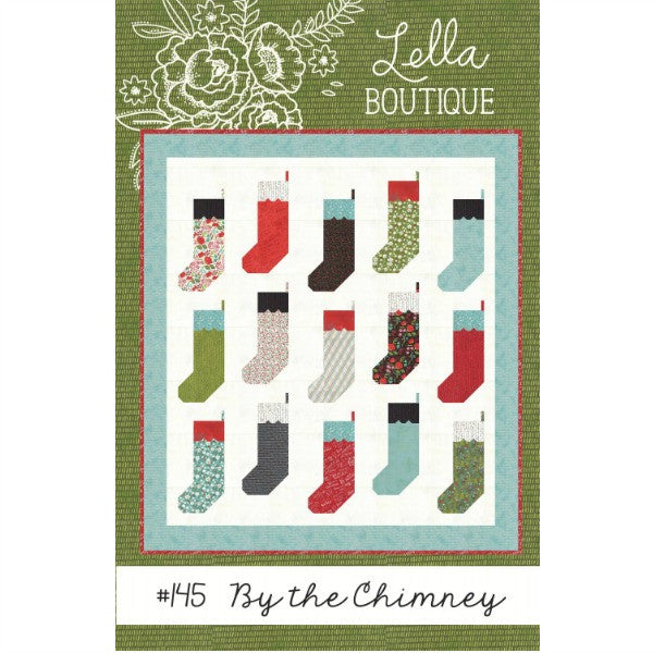 Pattern - By the Chimney by Lella Boutique (LB145)