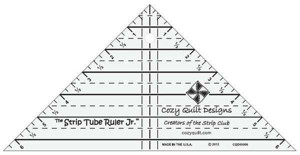 Ruler - The Strip Tube Ruler Junior