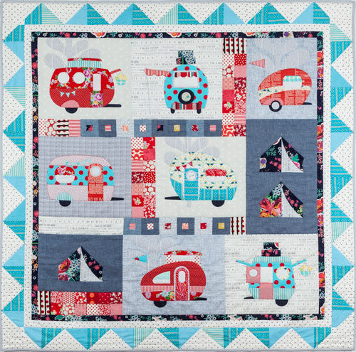 Pattern - Vantastic by Claire Turpin Design (CT105)