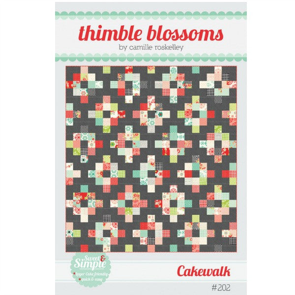 Pattern - Cakewalk by Thimble Blossoms