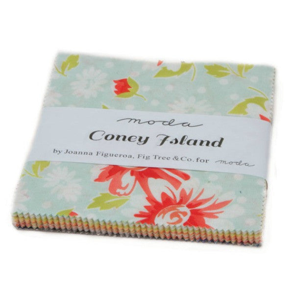 Coney Island by Fig Tree - Charm Pack (20280PP)