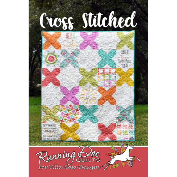 Pattern - Cross Stitched by Villa Rosa Designs