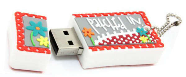 "Notion - ""Patched In"" USB Storage Drive"