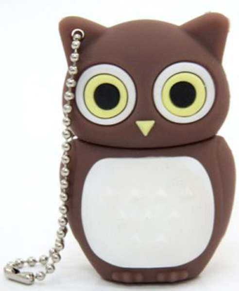 "Notion - ""Owl"" USB Storage Drive"