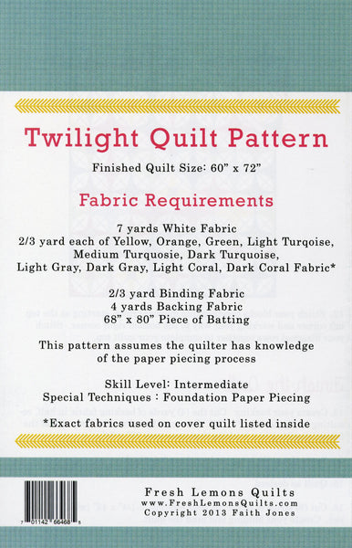 Pattern - Twilight by Fresh Lemons (FLE121)
