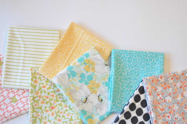Fine and Sunny by Jen Kingwell - Fat Quarter Bundle No 151