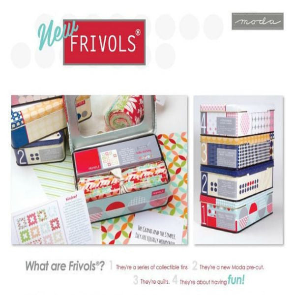 Polka Dots and Paisley by Minick and Simpson - Frivols (FRIVOL2)