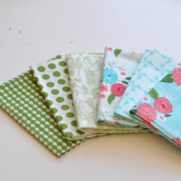 Gooseberry by Lella Boutique - Fat Quarter Bundle No 3